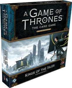 A Game of Thrones: The Card Game (Second Edition) - King of the Isles Deluxe Expansion